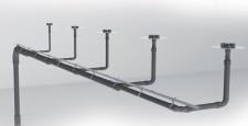 Rainwater Vacuum Discharge System